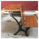 Vintage School Desk / Chair