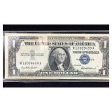 Series 1957 One Dollar Silver Certificate