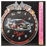 Dale Earnhardt Sr. Wall Clock