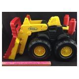 Tonka Tractor Toy