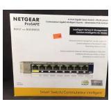 Netgear ProSAFE 8 Port Gigabit Smart Switch