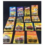 Vintage Hot Wheels/Matchbox Collection.