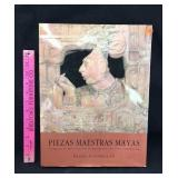 """Piezas Maestras Mayas"" Mayan Archaeology Book"