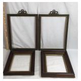 4 Wooden Frames