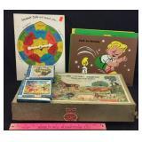 Vintage Victory Puzzles & Puzzle Boards