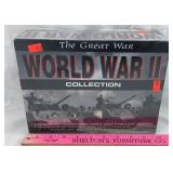 """The Great War"" WW2 VHS Collection"