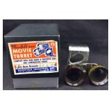 Mansfield Movie Turret Lenses for 8mm Brownie