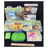 Leapster Game Console with Games and More