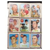 Over 300 Baseball Cards from 1960s to 2000s