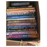 Huge Box of Reference Books-Most are for Jewelry