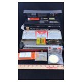 Shotgun and Rifle Cleaning Kits with Extra Patches