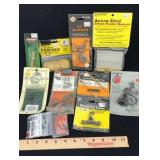 Assortment of Muzzleloader Accessories