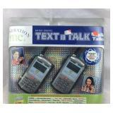 Generation Me Text N Talk Walkie Talkies