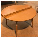 Formica Top Table w/ 3 Leafs