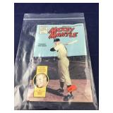 Vintage 1991 Mickey Mantle Comic Book