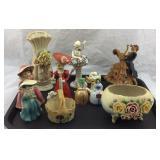 Vintage Porcelain Figures