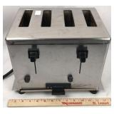 Heavy Duty Stainless Steel Toaster