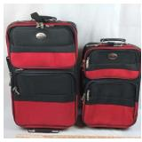 2 Piece Luggage Suitcases by Mohawk