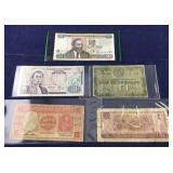 5 Foreign Bills