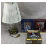 Table Lamp & Disney Petite Holiday Princesses