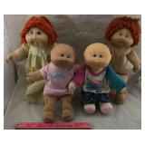 Vintage Cabbage Patch Kids Dolls