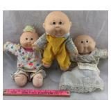 Vintage Cabbage Patch Kids Babies