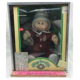 Vintage Cabbage Patch Doll in Box & Case