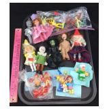 """Vintage Chipmunk Figures & Alexander """"Oz"""" Figures"""