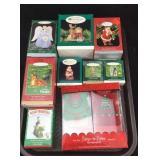 Keepsake Christmas Ornaments NIB