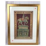 Framed Roman Art - Print
