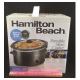New Hamilton Beach Portable Slow Cooker