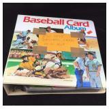 250 1975 Topps Baseball Cards in Binder