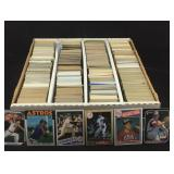 Baseball Card Collection - 1980s