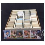 Baseball/Football Card Collection - 1980s & 90s