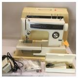 Vintage Portable Kenmore Ultra Stitch 12 Sewing