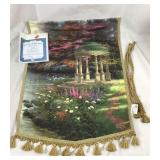 Thomas Kinkade Tapestry - Spring