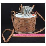 Handmade Leather Hand Bag