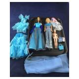 Older Barbie Family Dolls and Accessories