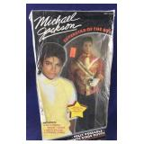 Boxed 1984 Michael Jackson Doll
