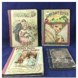 4 Very Old Children's Books