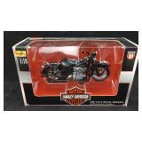 Harley Davidson Series 10 Die Cast Replica NIB