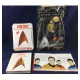 Star Trek Kirk and 4 CD Animated Set of Star Trek