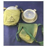 Girl Scout and Other Camping Cookware