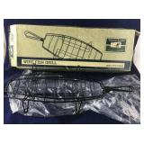 Wire Fish Grill Boxed