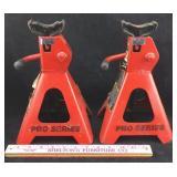 Pair of Torin Big Red Jacks
