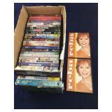 Box of 27 DVD's