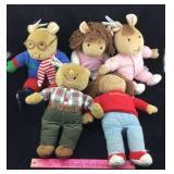 Arthur Stuffed Dolls