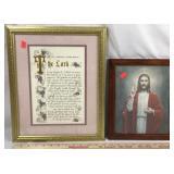 Religious Framed Prints