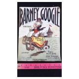 Barney Google Music Sheet from 1923