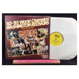 '82 - '83 World Champion Washington Redskins